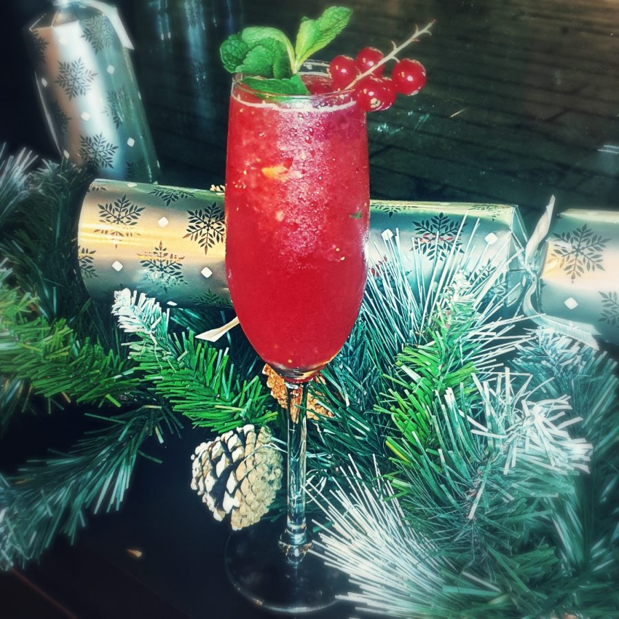 winter berry bellini