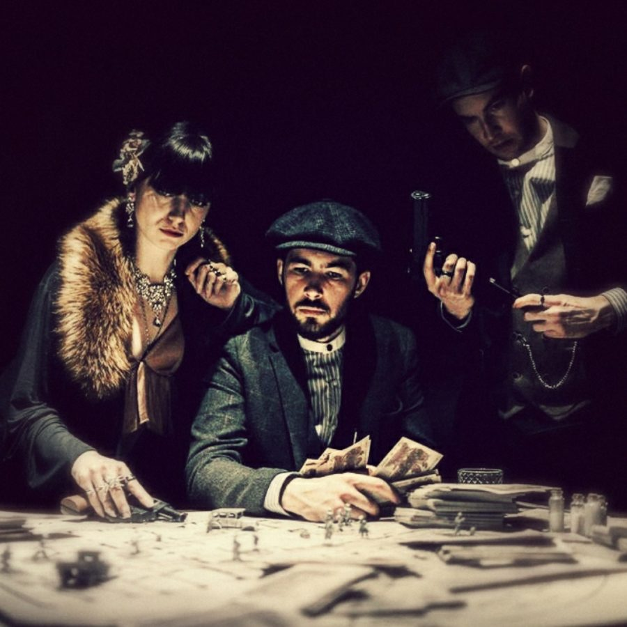 Crooks 1926 by Colab Theatre